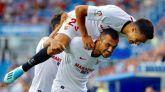 El Sevilla toma Mendizorroza por la mínima para acceder al liderato | 0-1