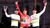 La Vuelta. Primoz Roglic se corona justo campeón de su primera carrera grande