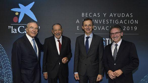 la Caixa entrega ayudas para 79 proyectos de investigación pionera y de gran impacto social por un importe de 28 millones de euros.
