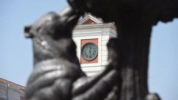 Almeida anuncia un plan para peatonalizar la Puerta del Sol