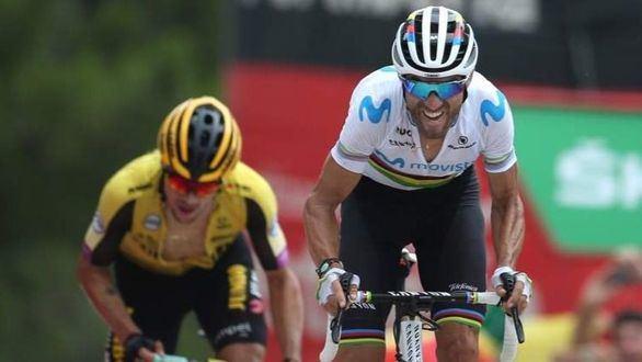 Mundial. Este es el equipo de Alejandro Valverde para reconquistar el oro