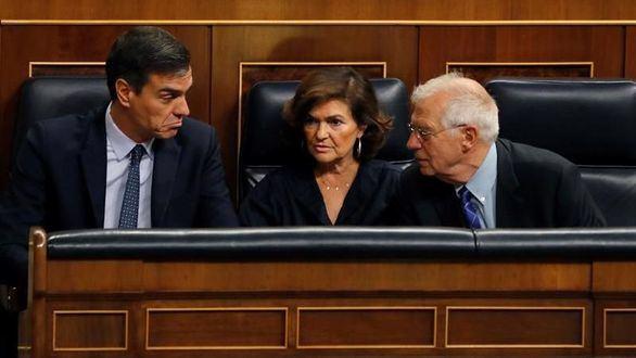 Calvo culpa a Iglesias: 'Eran sus condiciones y presencia, o la nada'