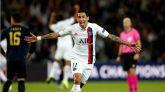 Un mermado PSG saca los colores a un Real Madrid desnortado | 3-0