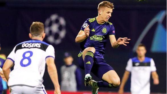Dani Olmo convierte en pesadilla el debut del Atalanta |4-0