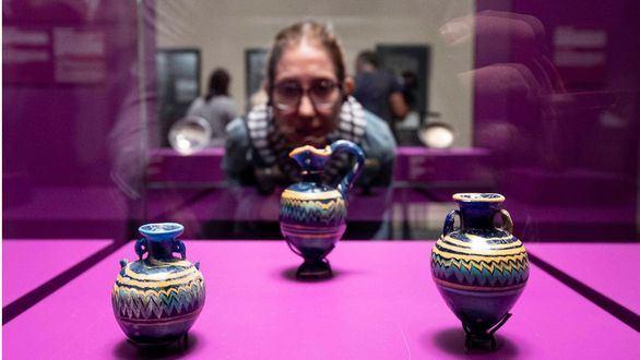 Viaje a la historia de Oriente Medio a través de 217 piezas del British Museum