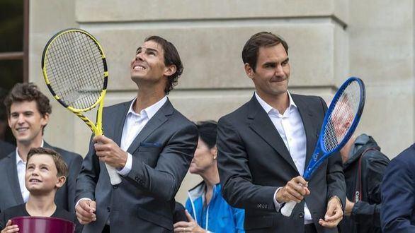 Laver Cup. Nadal y Federer vuelven a jugar juntos para defender a Europa