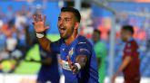 Europa League. Ángel regala al Getafe el debut soñado ante el Trabzonspor | 1-0