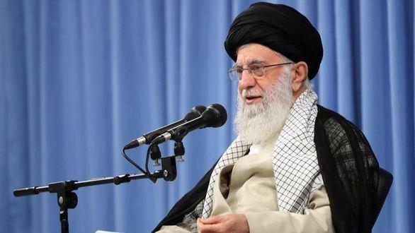 El líder supremo de Irán, el ayatolá Ali Khamenei.