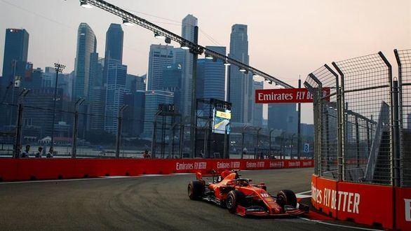 F1. Leclerc devora su tercera pole consecutiva