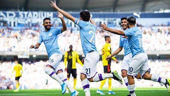 El City endosa al Watford una goleada histórica |8-0