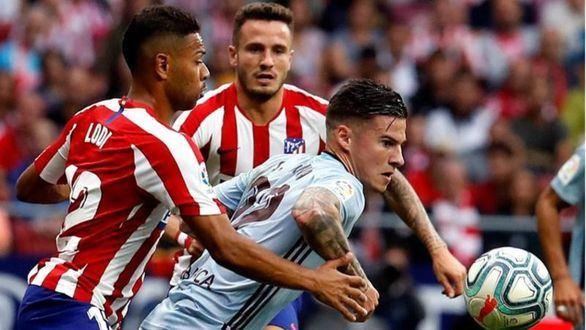 El Celta anula al Atlético en el Metropolitano  0-0