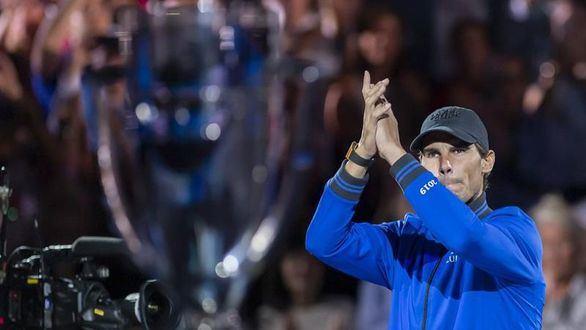 Nadal se retira por lesión y no jugará el dobles con Federer