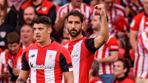 Muniain y Raúl García dan el triunfo al Athletic ante el Alavés |2-0