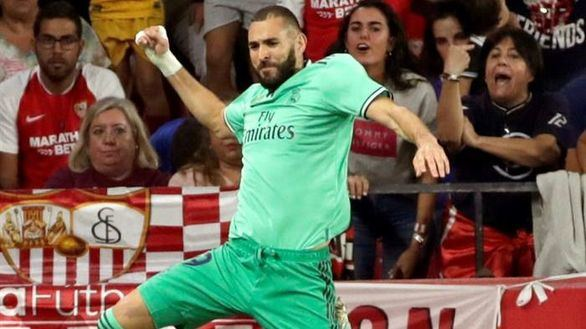 El Real Madrid se pone colíder tras conquistar el Pizjuán |0-1