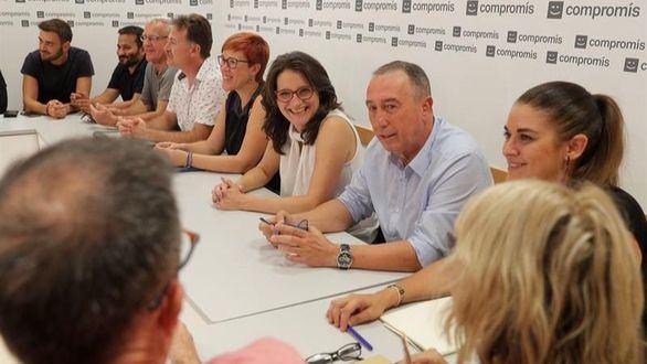 Compromís defiende su alianza con Errejón: