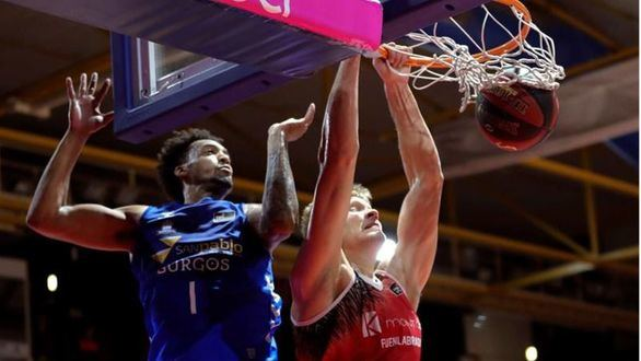 La ACB regresa con un triunfo del Burgos en Fuenlabrada |76-87