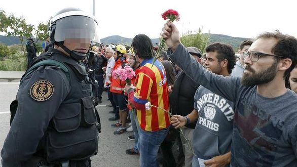 Interior refuerza Cataluña con antidisturbios ante la amenaza terrorista