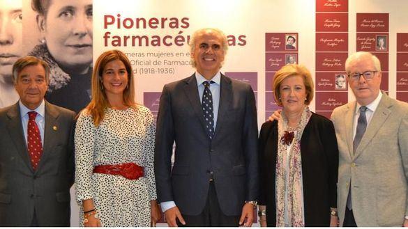 Luis González defiende una profesión comprometida con la salud del paciente