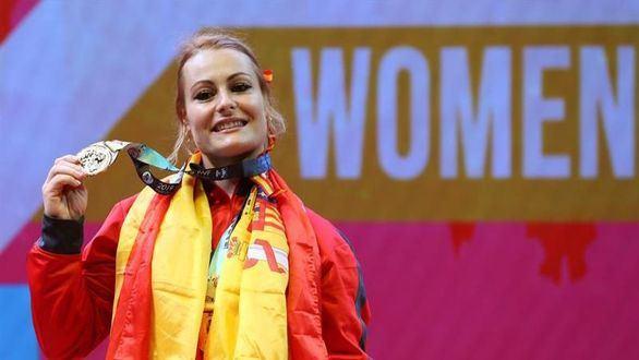 Mundiales. Lidia Valentín se queda con la medalla de plata en Tailandia