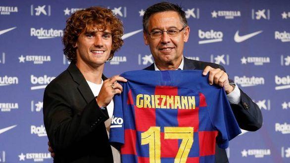 La sanción a la maniobra ilegal del Barcelona y Griezmann queda en 300 euros