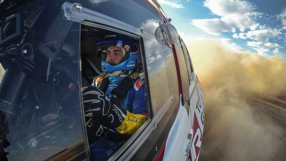Dakar 2020. Alonso se probará en Marruecos y se sincera sobre la Fórmula Uno
