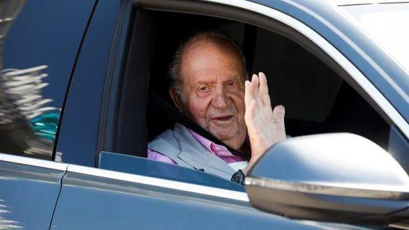 El Rey Juan Carlos dice sentirse
