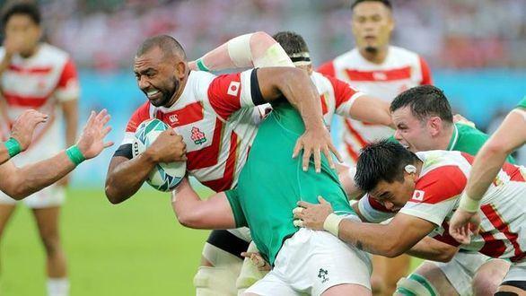 Mundial. Japón sorprende a Irlanda y da la pirmera campanada reseñable | 19-12