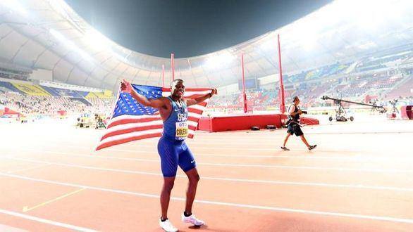 Mundiales. Coleman se declara heredero de Usain Bolt con el oro en los 100 metros