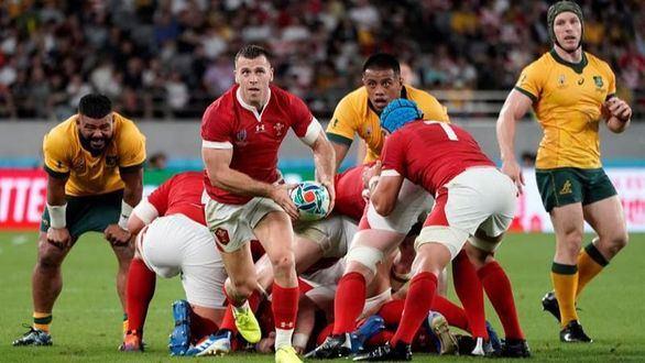 Mundial. Gales marca territorio domando a Australia con solidez | 25-29