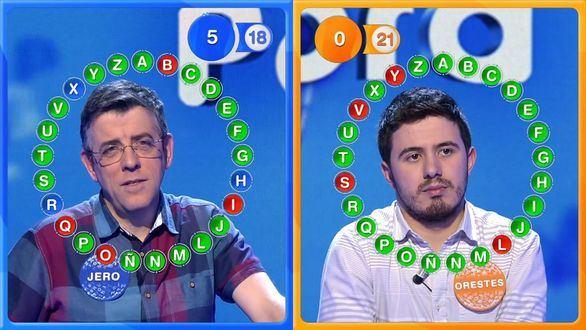 Este martes fue el último día en antena del concurso 'Pasapalabra' en Telecinco