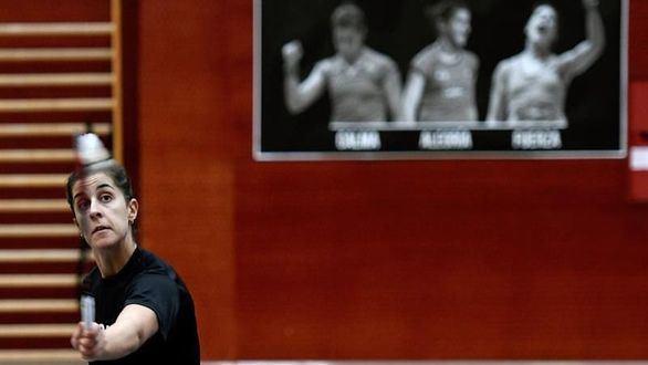 Tokio 2020. Carolina Marín explica su punto de peparación de cara a los Juegos Olímpicos