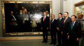 Felipe VI inaugura la Fundación María Cristina Masaveu Peterson en Madrid