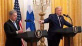 Trump se revuelve: el 'impeachment' es 'un fraude contra el pueblo'