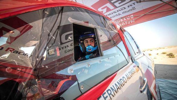 Dakar 2020. Alonso se estrena contra los mejores en Marruecos y decidirá si compite en Arabia