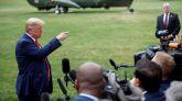 Trump prende una nueva polémica: pide a China que investigue a Biden