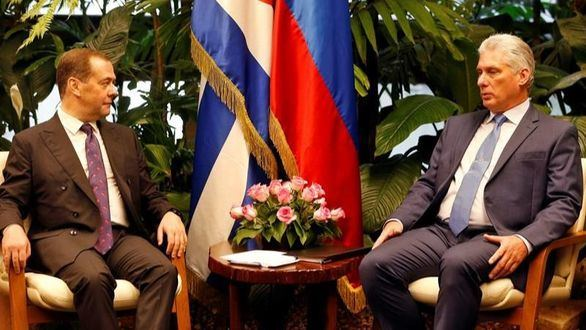 Rusia proclama su respaldo a Cuba sin hablar de la crisis crisis energética