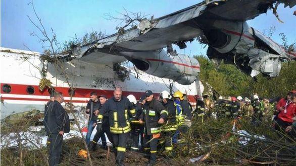 Cinco muertos en Ucrania en el aterrizaje forzoso de un avión procedente de Vigo