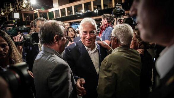 El Partido Socialista gana las elecciones en Portugal