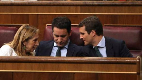 Casado invita a Almeida a integrar sus listas: