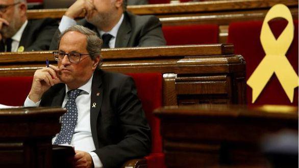 El PP recurrirá las resoluciones del Parlament si Sánchez no lo hace