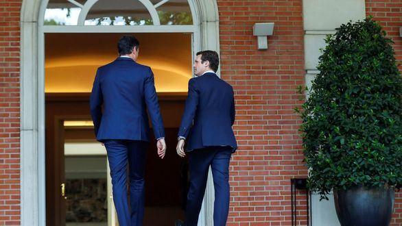 PP y PSOE descartan una gran coalición: