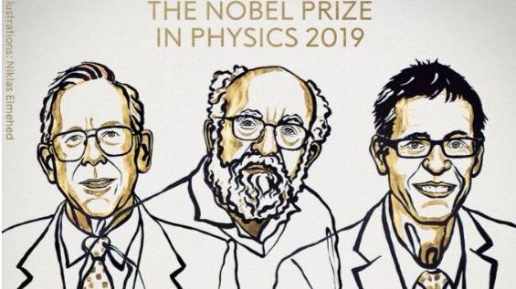 Nobel de Física por mostrar el lugar que ocupa la Tierra en el cosmos