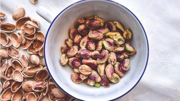 Los beneficios de comer pistachos para los propensos a sufrir diabetes