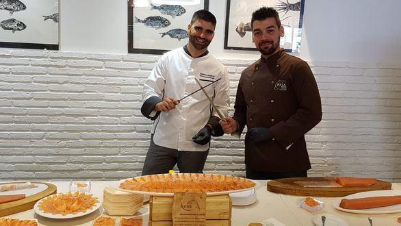 Espacio Gourmet: una experiencia gastronómica exclusiva para los restauradores más punteros del mundo