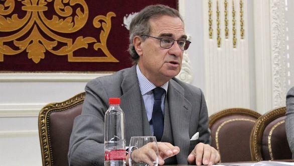 Alonso, reelegido presidente de la Unión Interprofesional de Colegios Profesionales de Madrid