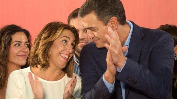 Nueva promesa de Sánchez: menos peonadas para el mismo subsidio
