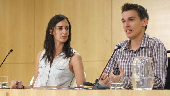 Maestre e Higueras cargan contra el concejal de Más Madrid expulsado por acoso sexual