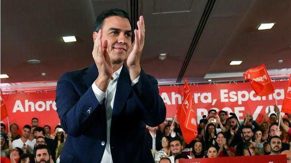 Sánchez saca pecho de la economía española: 'Los datos de crecimiento son muy sólidos'