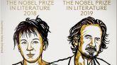 Olga Tokarczuk y Peter Handke ganan el Nobel de Literatura 2018 y 2019