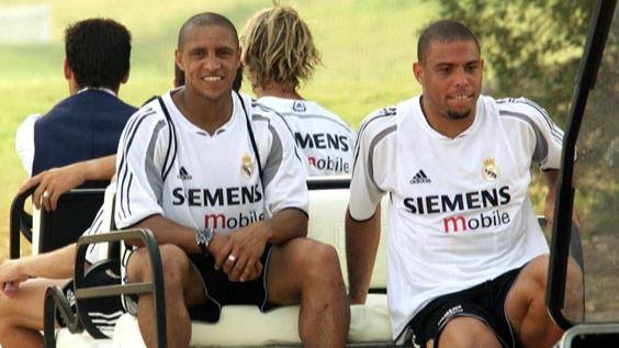 Roberto Carlos, la risa y cómo los vicios de los 'Galácticos' echaron entrenadores